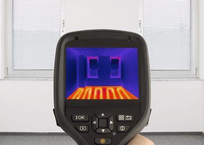 Badanie termograficzne